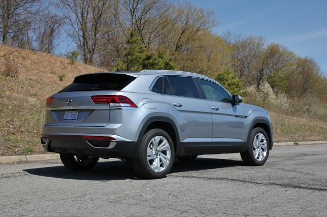 2020 VW Atlas Cross Sport 5