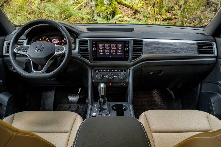 2020 VW Atlas Cross Sport 9