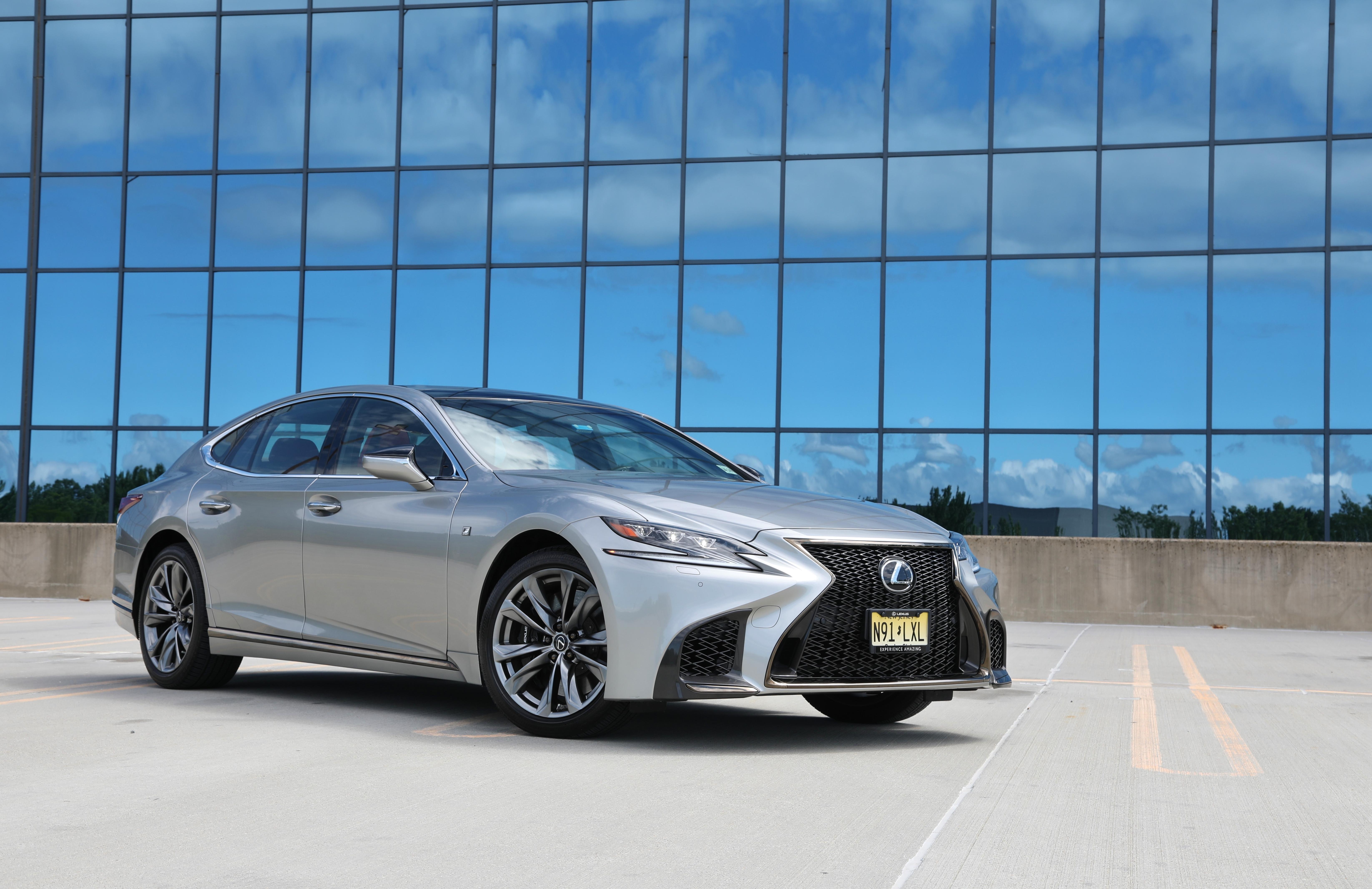 2020 Lexus LS500 FSport 1