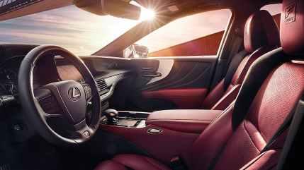 2020 Lexus LS500 FSport 21