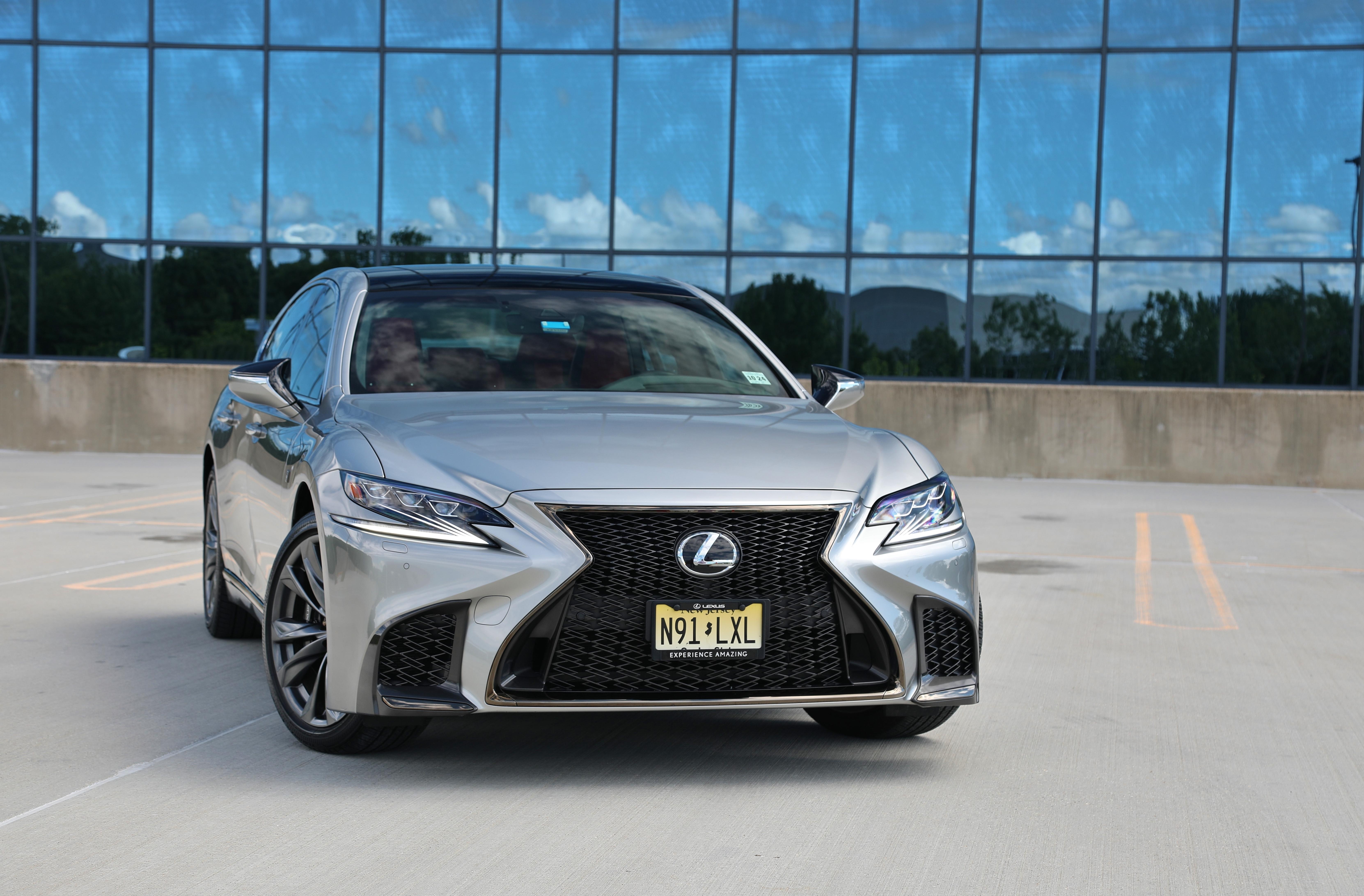 2020 Lexus LS500 FSport 5