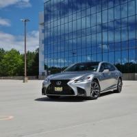 Luxurious Compromise: 2020 Lexus LS500 F Sport