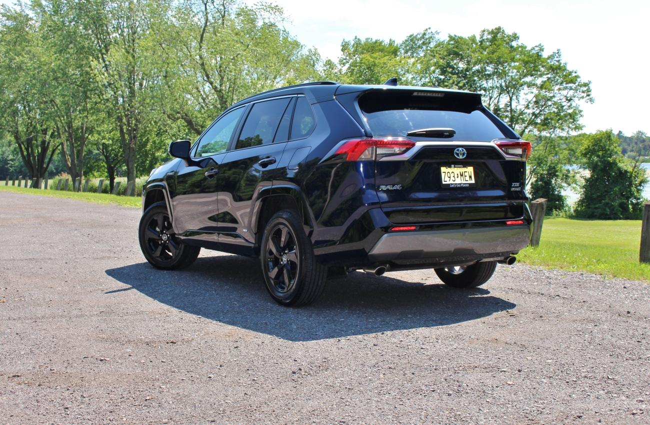 2020 Toyota RAV4 Hybrid 4