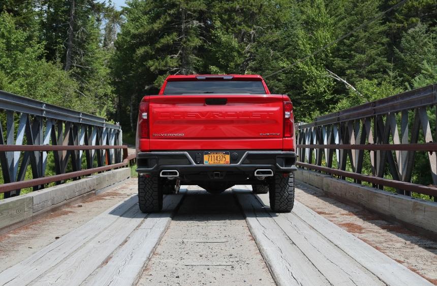 2020 Chevrolet Silverado Trail Boss 5