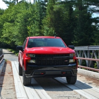 No Frills: 2020 Chevrolet Silverado Trail Boss