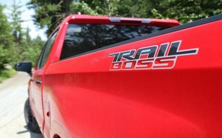 2020 Chevrolet Silverado Trail Boss 8