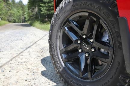 2020 Chevrolet Silverado Trail Boss 9