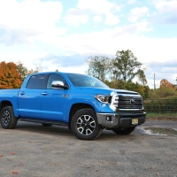 Quick Spin: 2020 Toyota Tundra