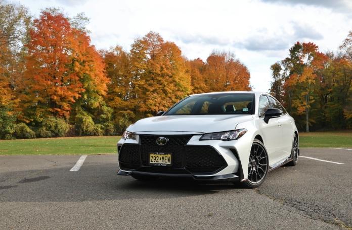 Quick Spin 2020 Toyota Avalon Trd Limited Slip Blog