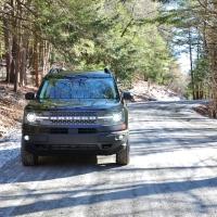 Details: 2021 Ford Bronco Sport